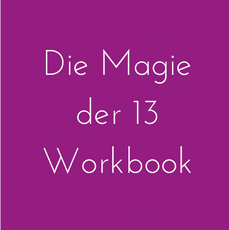 Magie der 13 Workbook